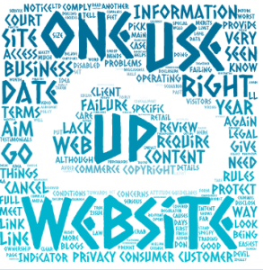 website content compliance