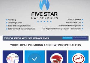 five star gas